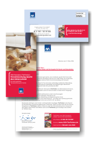AXA TierPartner Mailings