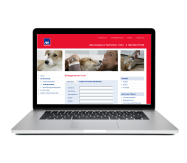 AXA TierPartner Website